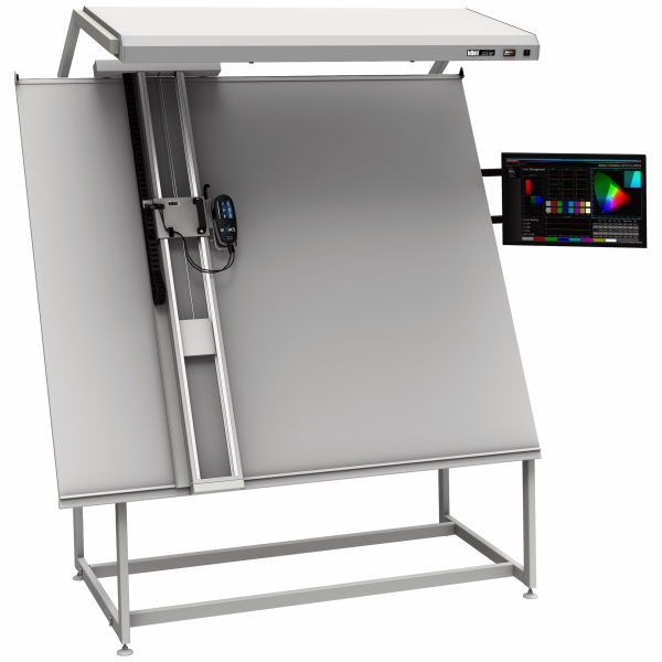 CCS-SP 1800 large format control and measuring station