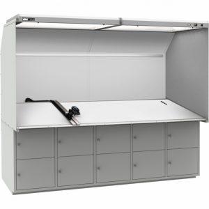 CCS-D bimodular control stations