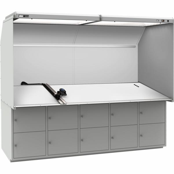 CCS-D-D bimodular control station
