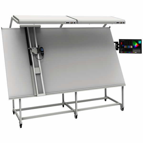 CCS-SP 2800 K large format control and measuring station