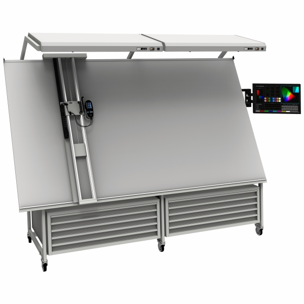 CCS-SP 2800 SS-K large format control and measuring station