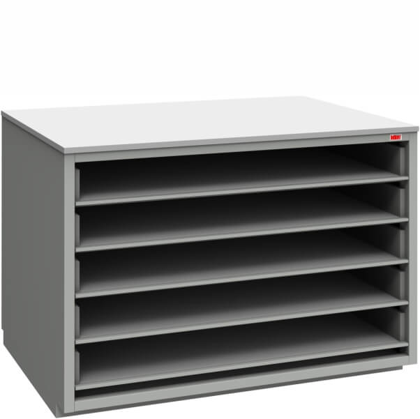 Pull-out shelving B1