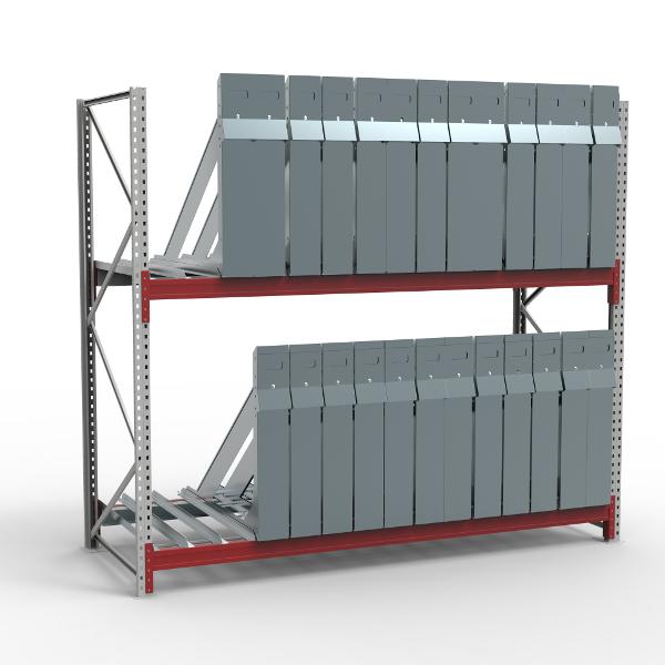 Flat Cutting Die Storage System RWS KW