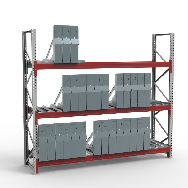 Flat Cutting Die Storage System RWS KW3