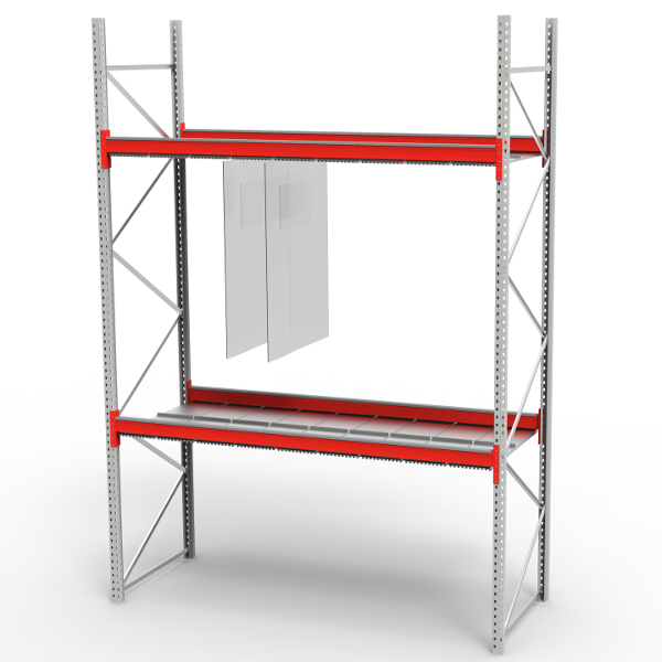 Photopolymer's storage rack