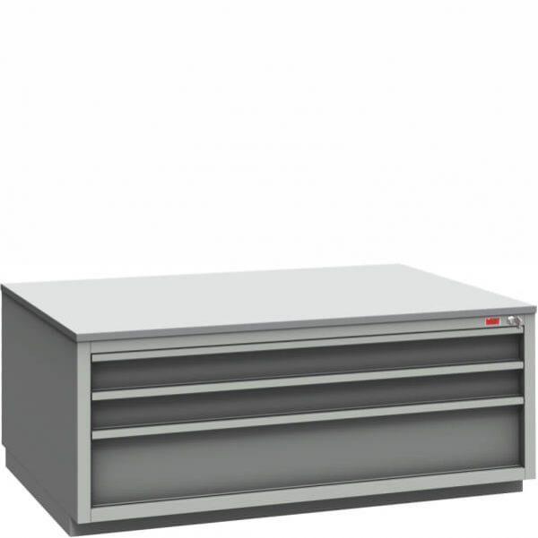 sekcja szufladowa do stanowiska kontrolnego ss-b1-3