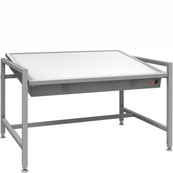 Backlight tables