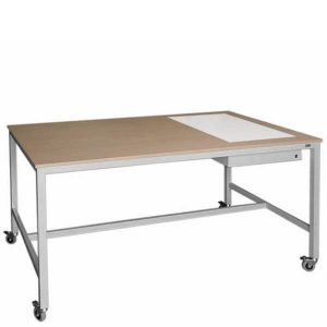 stol z podswietlaczem