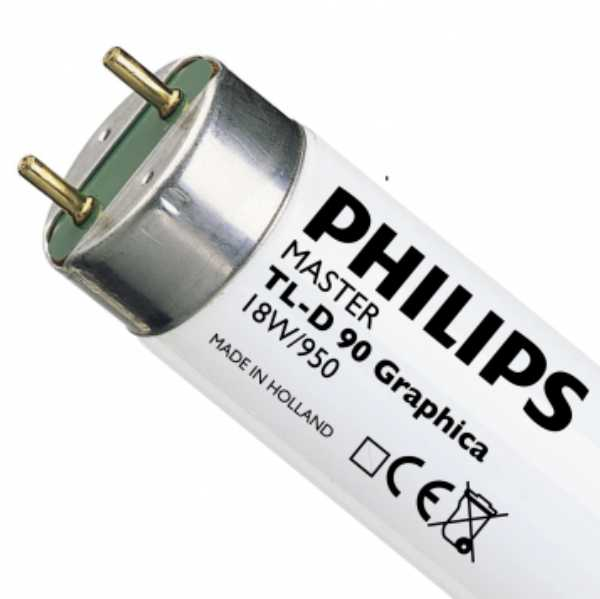 Fluorescent tube-philips-18-950