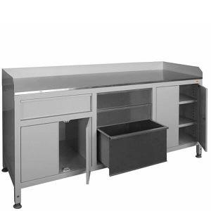 stół produkcyjny modułowy n-122