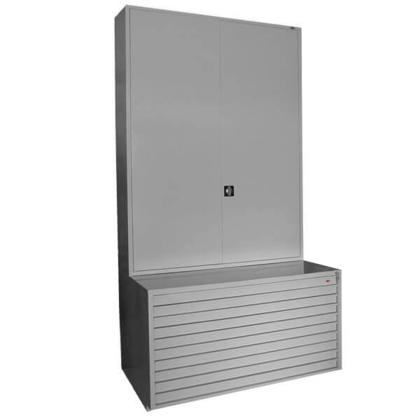 10-drawer cabinet