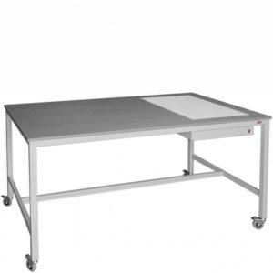 stół roboczy z podświetlaczem n-119