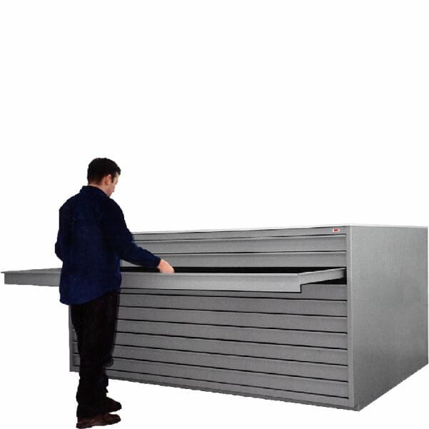 Drawer cabinet N-207