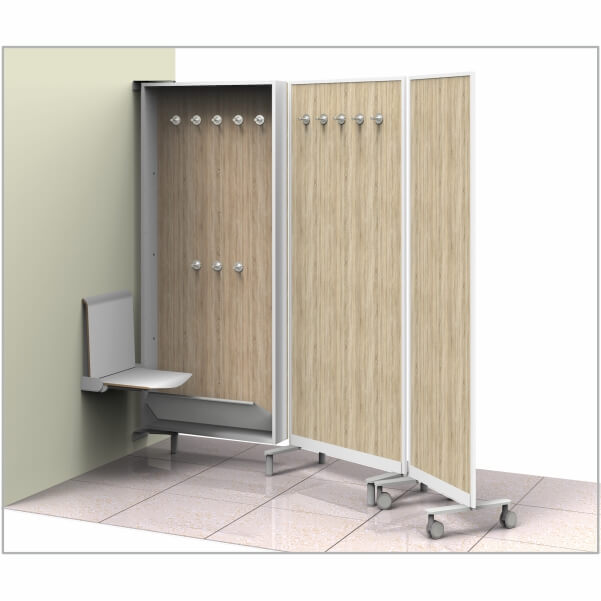 Screen with hanger PR-W