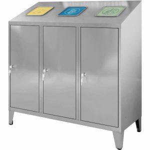 pojemnik do segregowania odpadów mpo-3
