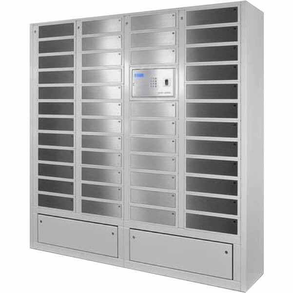 Deposit locker HT-DM