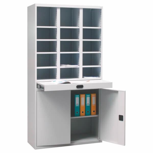 Cabinets to segregate documents SBMK-1