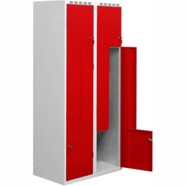 L-shape wardrobe locker SUL 42