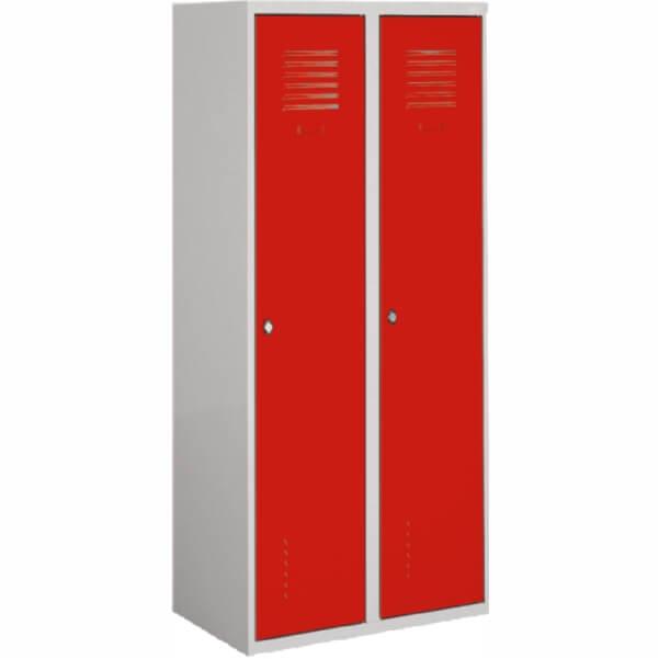Metal wardrobe locker SUM 420