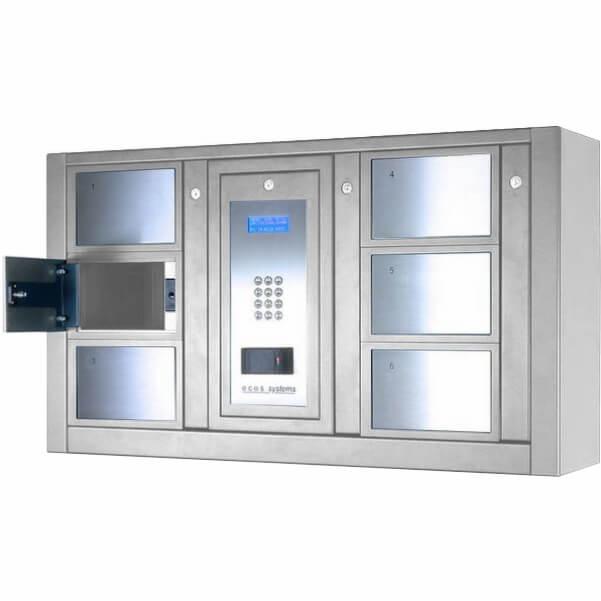 Deposit locker HT-DS-6
