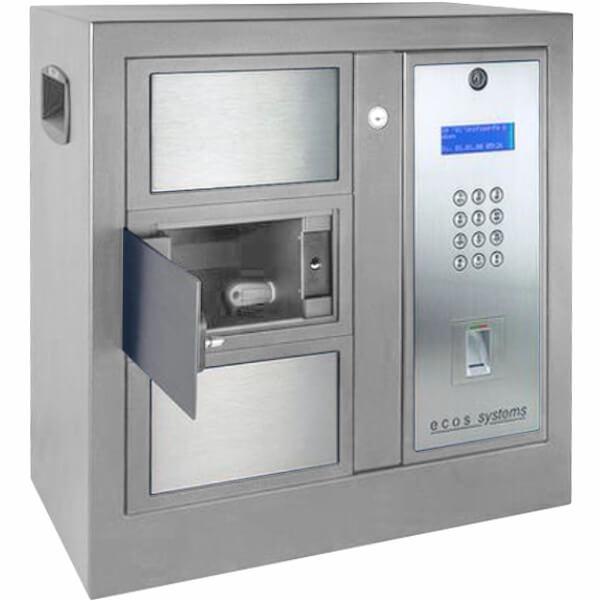 Deposit locker HT-DS-3