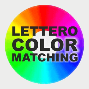 lettero-color-maching