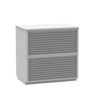 szafa szufladowa na fotopolimery 2x B2
